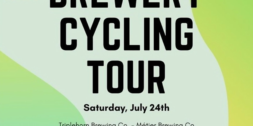 Brewery Cycling Tour