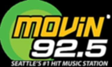 MOViN 92.5 logo