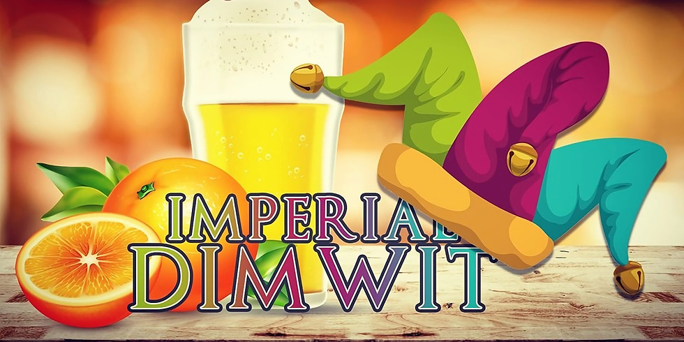 Beer Release: Imperial Dimwit!