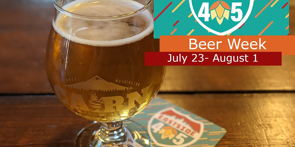 Beer Release: Mandarina Kölsch for EBW