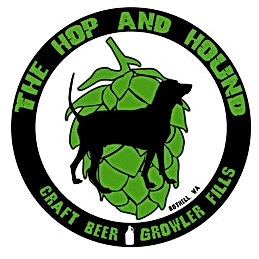 The Hop and Hound logo