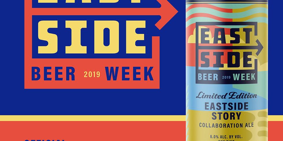 """Official Eastside Beer Week """"Eastside Story"""" Beer Release"""