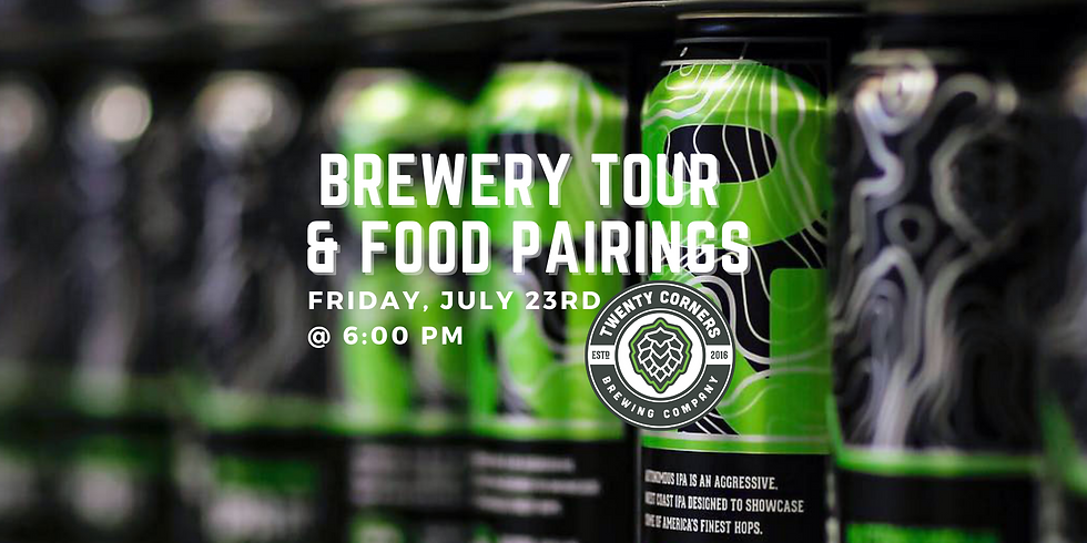 Brewery Tour with Head Brewer