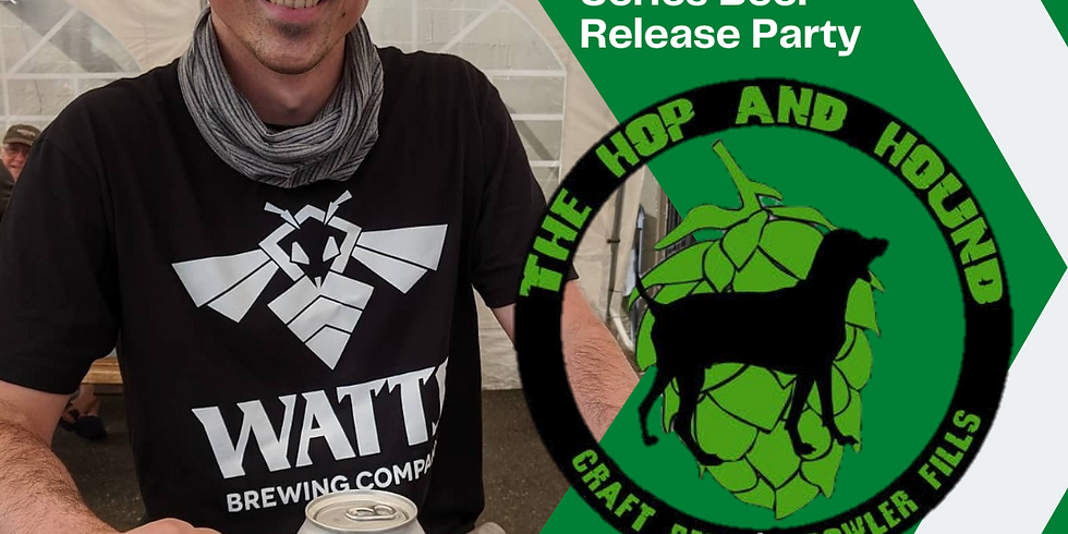 Watts Solitary Series Beer Release Party