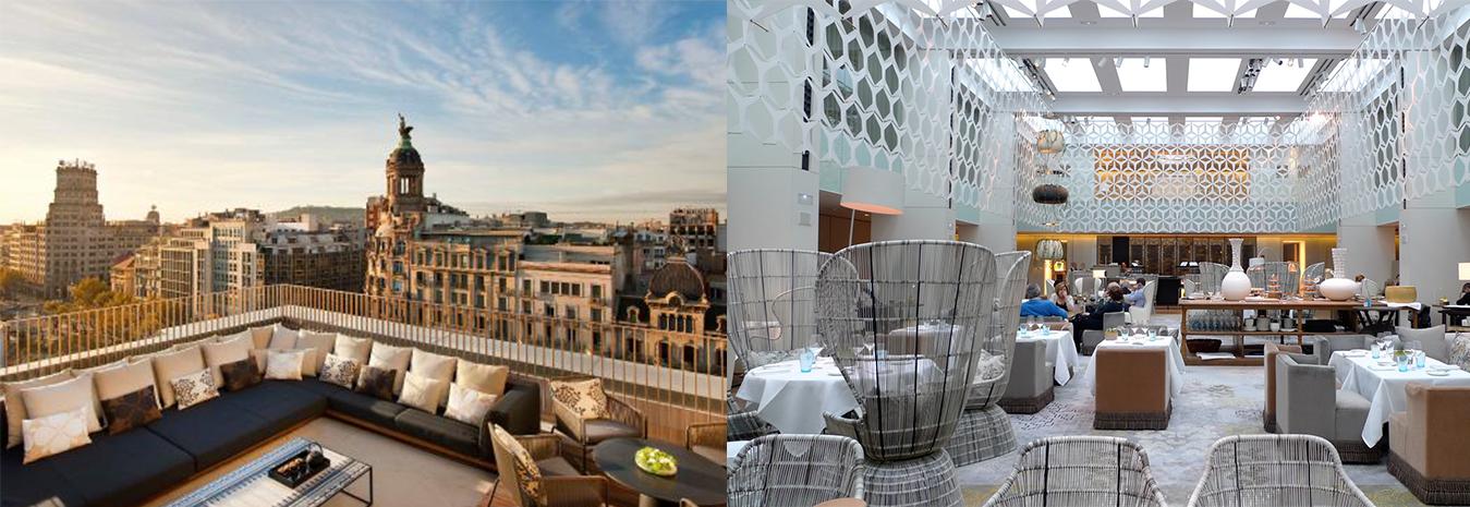 5* Luxury Hotel in Barcelona