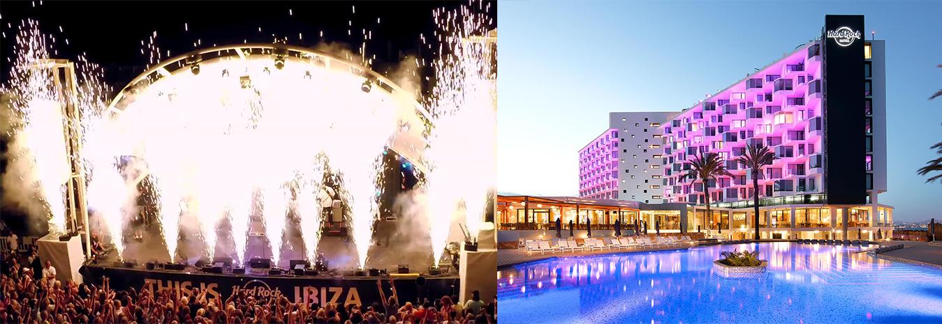 5* Luxury hotel in Ibiza