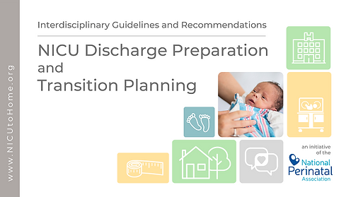 NICU Discharge Planning cover.png