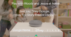 Disney | Google Home