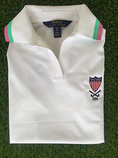 Ralph Lauren Girl's Short Sleeve Polo