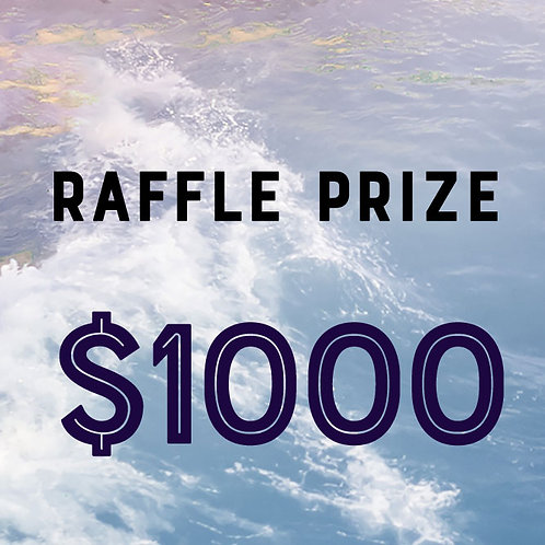 2020 Raffle $1000