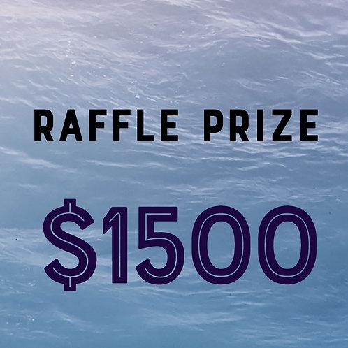 2020 Raffle $1500