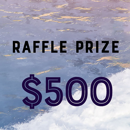 2020 Raffle $500