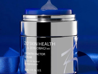 Product of the Month - ZO Growth Factor Serum.