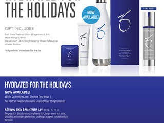 Black Friday all of November at Skin Dynamics