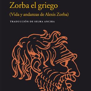 Zorba el griego / Niko Kazantzakis