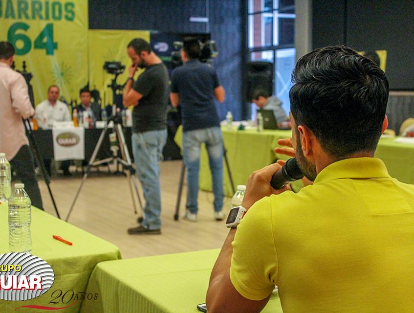 Rueda de Prensa CDLB  (10)