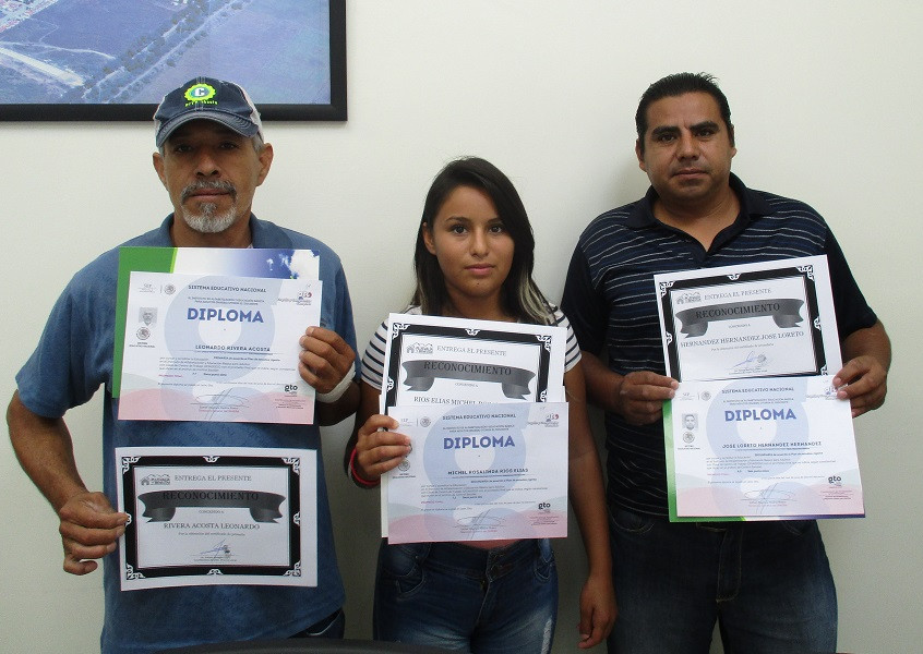 Certificados INAEBA 3