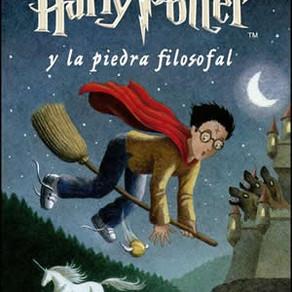Harry Potter y la Piedra Filosofal / J.K. Rowling