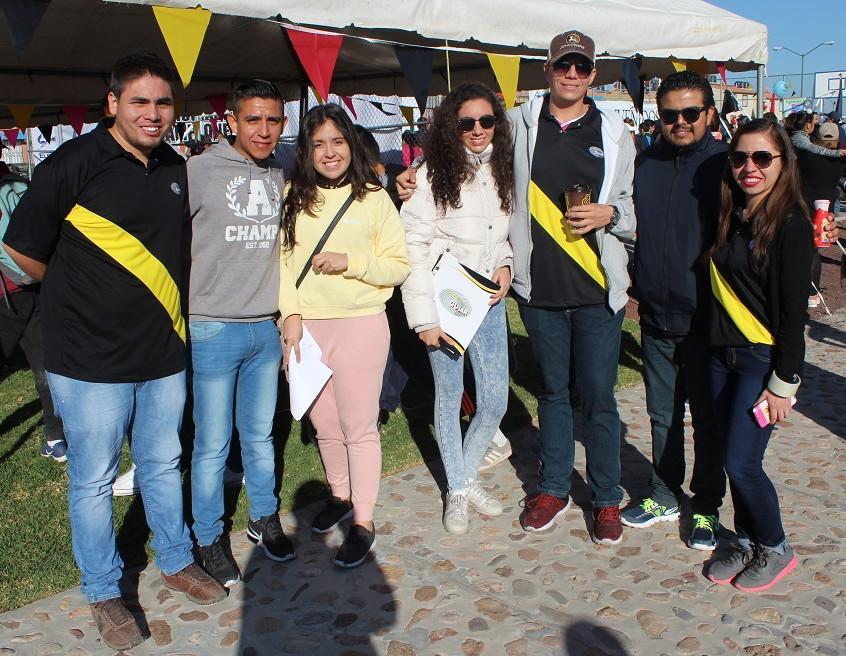 Voluntarios Olimpiada 2