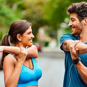 Beneficios de practicar deporte en pareja