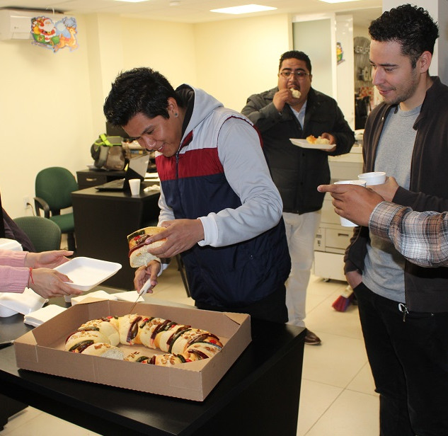 Rosca de Reyes 12