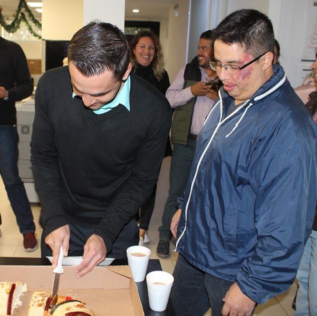 Rosca de Reyes 16