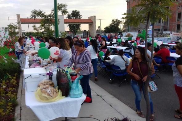 Fiesta Mexicana Jardines 3