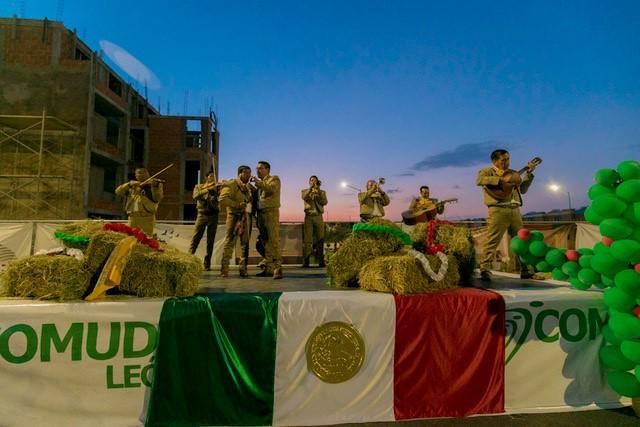 Fiesta Mexicana Jardines 6