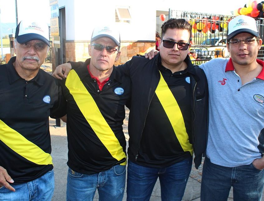 Voluntarios Olimpiada 4