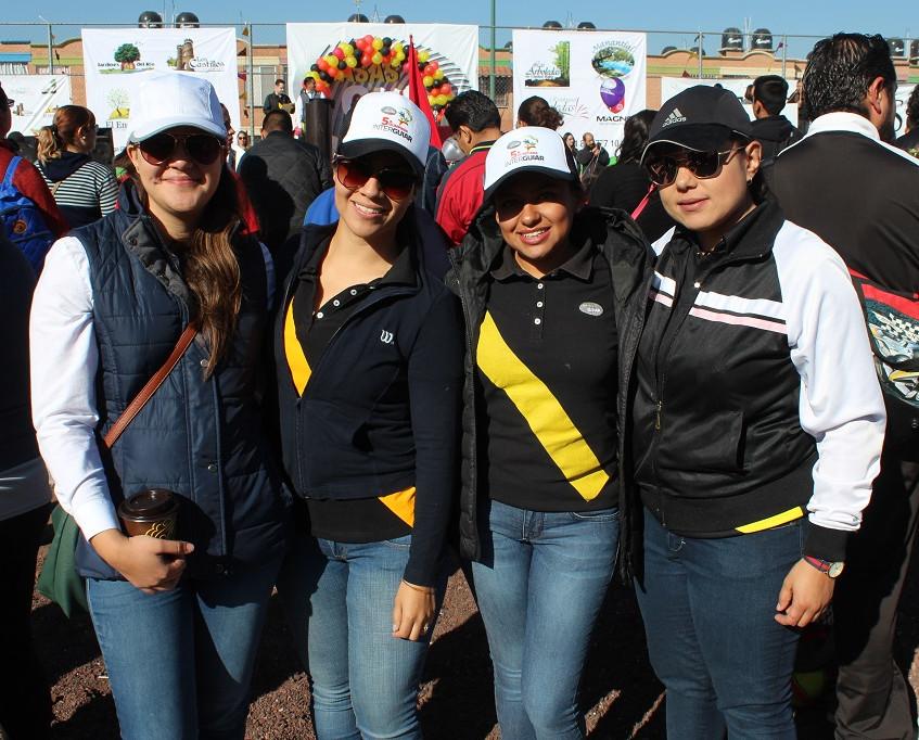 Voluntarios Olimpiada 8