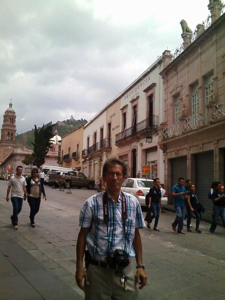 Sergio a zacatecas