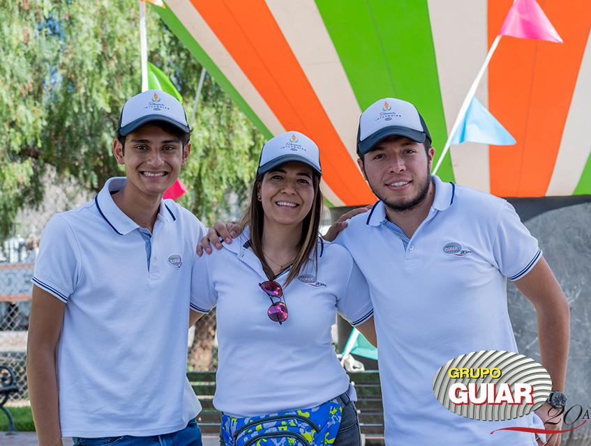 Voluntarios 8va. Olimpiada (5)