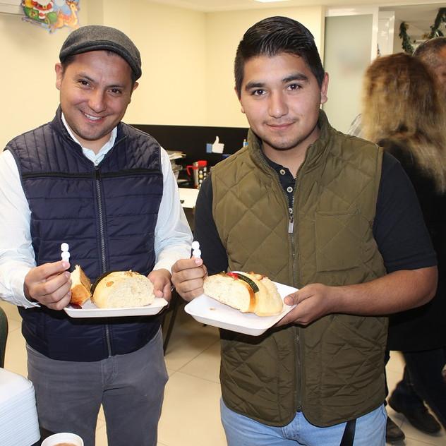 Rosca de Reyes 5