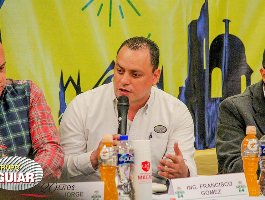 Rueda de Prensa CDLB  (2)