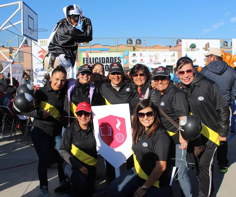 Voluntarios Olimpiada 7