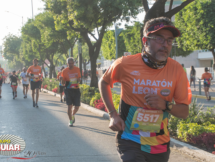 Maratón 13