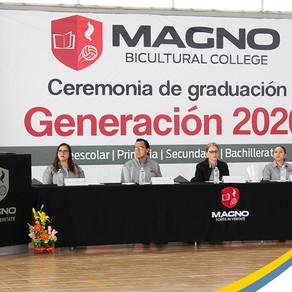 Colegio Magno / Ceremonias de Graduación