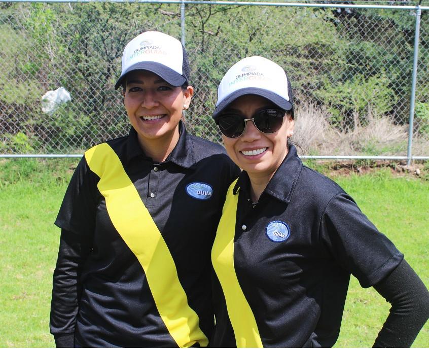 Voluntarios Olimpiada 9