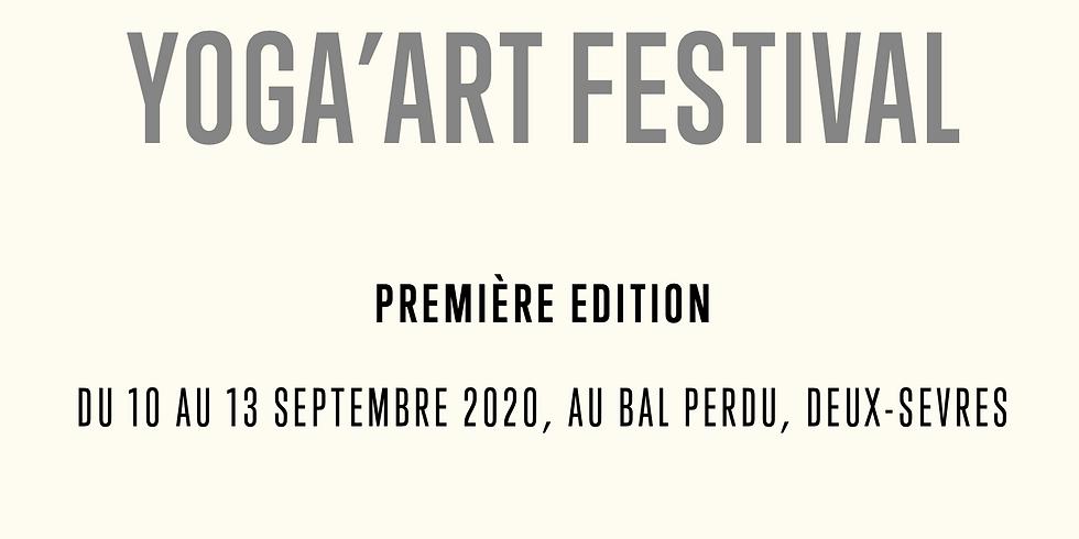 YOGA ART FESTIVAL