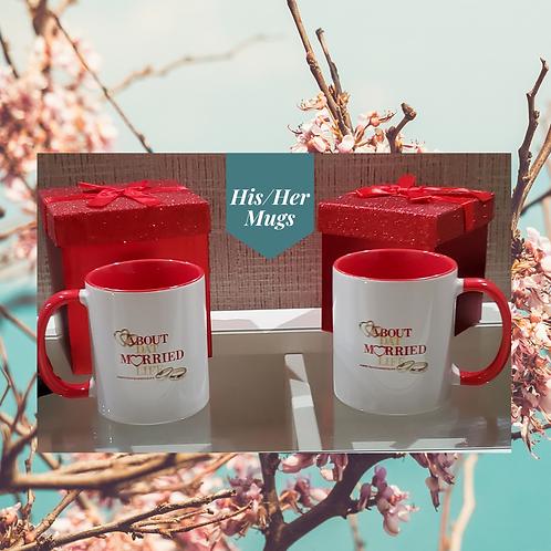 #ATML His/Her Mugs