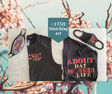 #ATML His/Her Mask & Tee