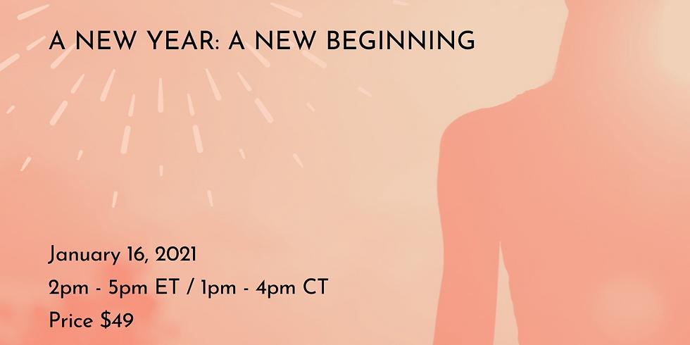 New Year's Meditation Retreat (via Online Meditation Events)