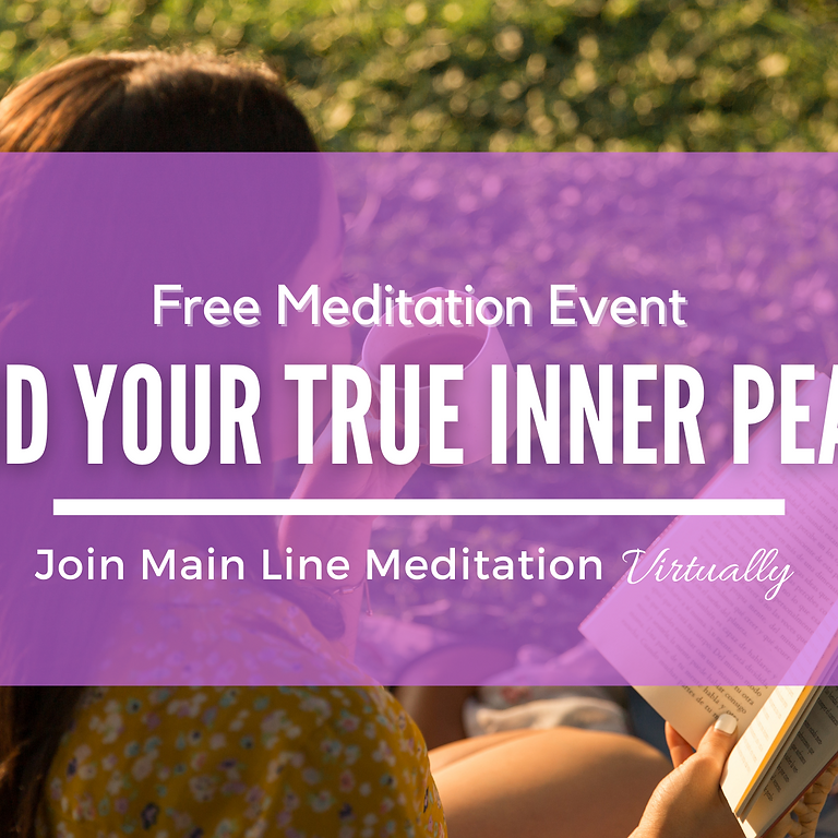 Free Online Meditation: Find Your True Inner Peace