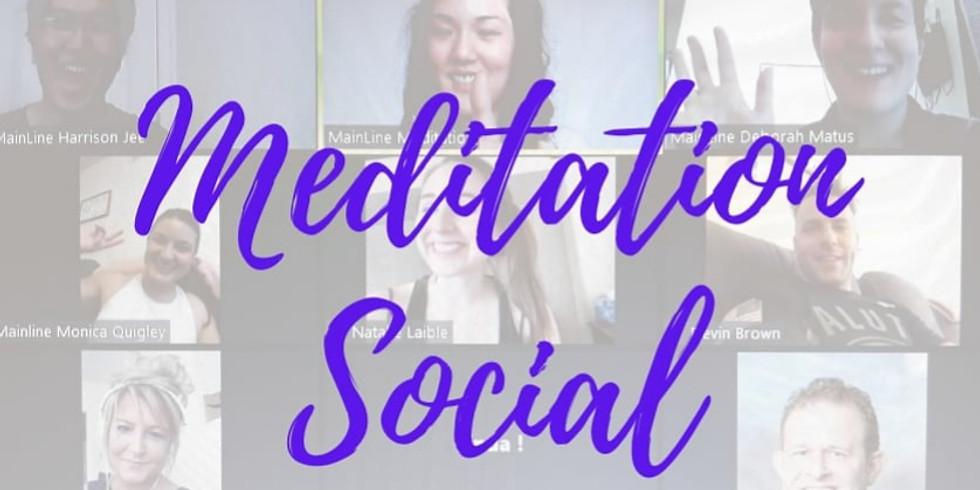 Meditation Social