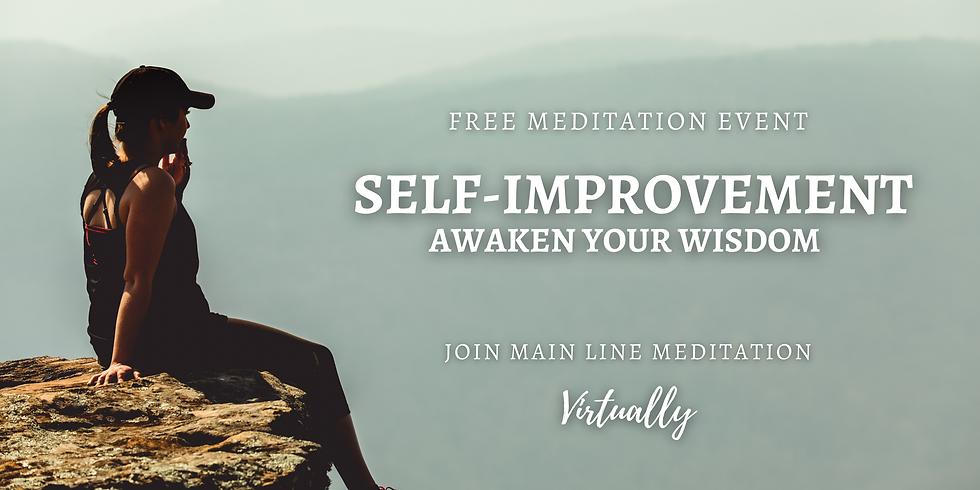 Free Online Meditation Workshop: Awaken Your Wisdom