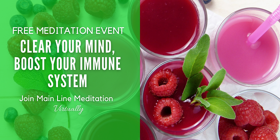 Free Virtual Meditation: Clear Your Mind, Boost Your Immune System