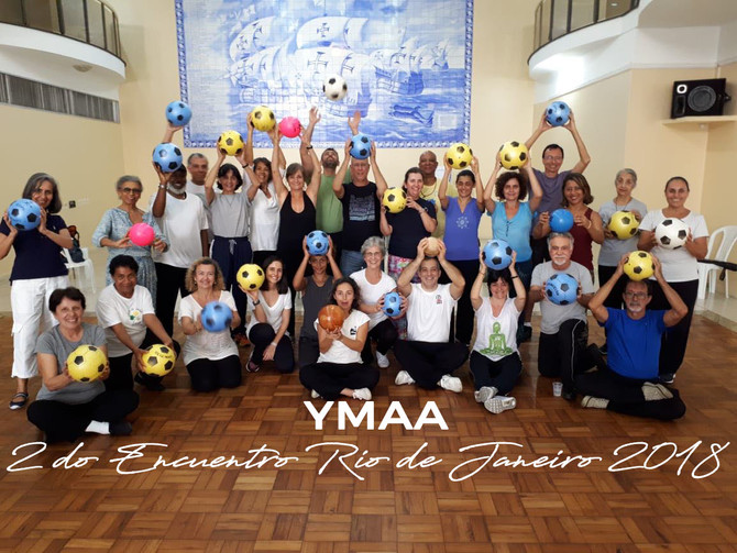 Segundo Encuentro YMAA Rio de Janeiro 2018