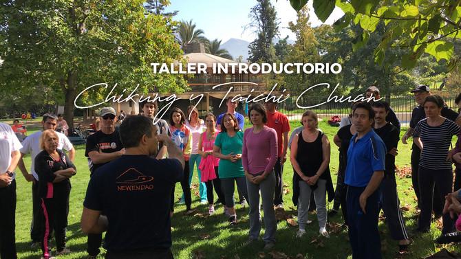 Taller Introductorio de Chikung y Taichi Chuan
