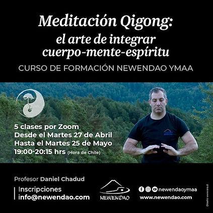Meditación Qigong 27-04-2021