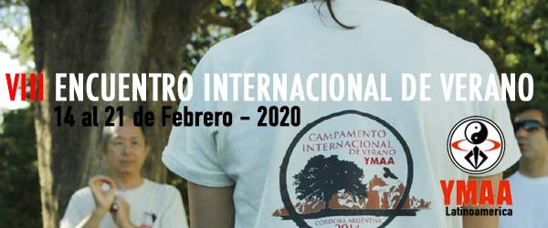 VIII ENCUENTRO INTERNACIONAL DE VERANO - YMAA LATINOAMERICA